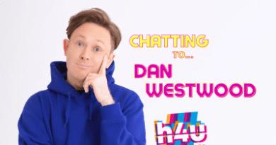 Chatting to… Dan Westwood #Here4U