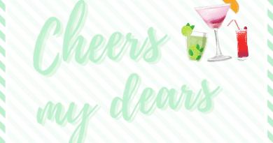 Cheers, My Dears #4