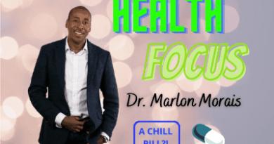 Health Focus ~ Anxiety