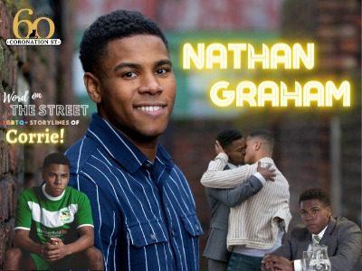 Nathan Graham ~ Coronation Street